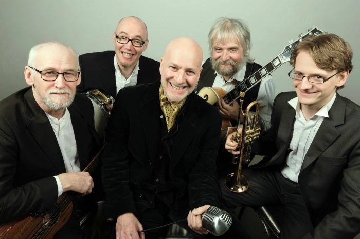 1. Max Moody Jazz - gets you high on Jazz Joy