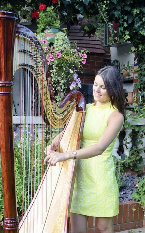 1. Megan Morris Harp