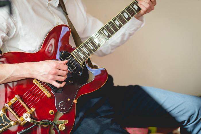 1. Jazz Guitar