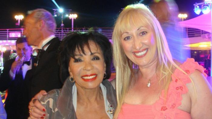 4. Michelle and Shirley Bassey