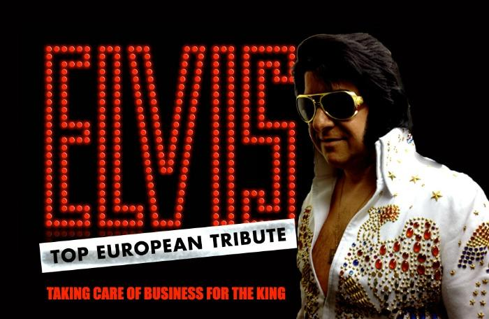 Mike Gates as Elvis in Concert : main Freak Music profile photo
