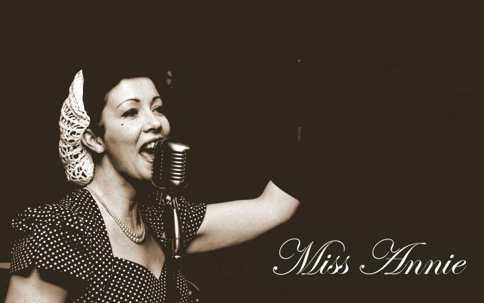 3. Miss Annie Wartime