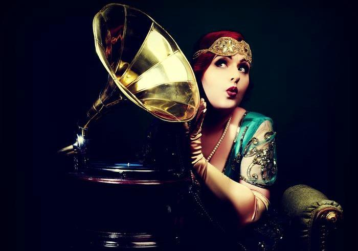 Miss Ivy La Rouge : main Freak Music profile photo