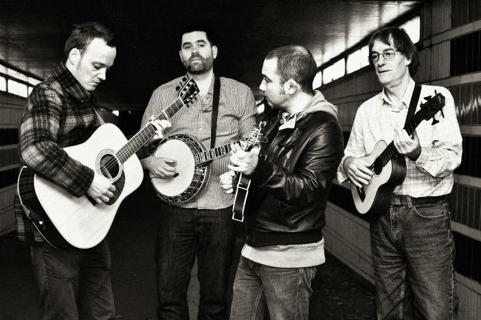 Motorcity Stringband : main Freak Music profile photo