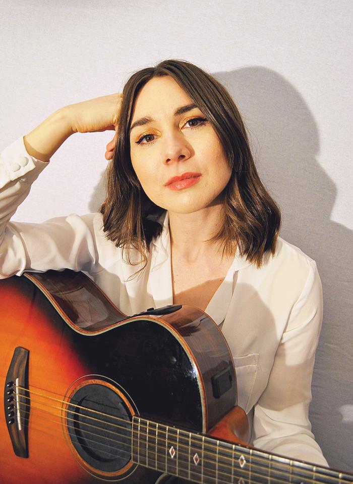 3. Natalie Hannah - solo female vocals & guitar