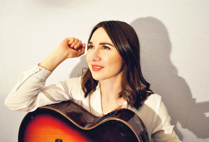 1. Natalie Hannah - solo female vocals & guitar