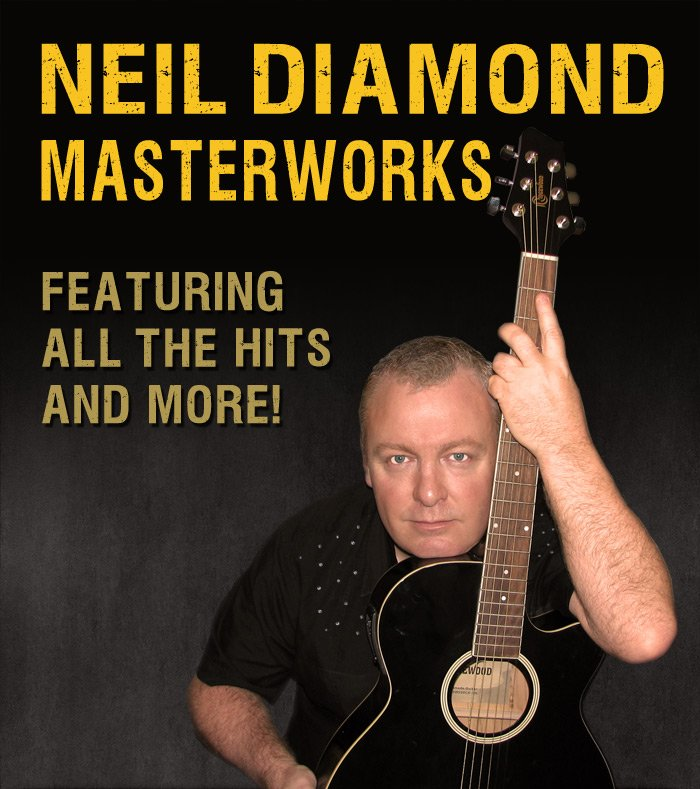 Neil Diamond Masterworks : photo : Diamond Masterworks 1