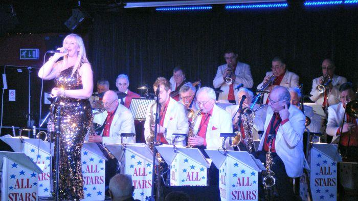 4. big band swing gig