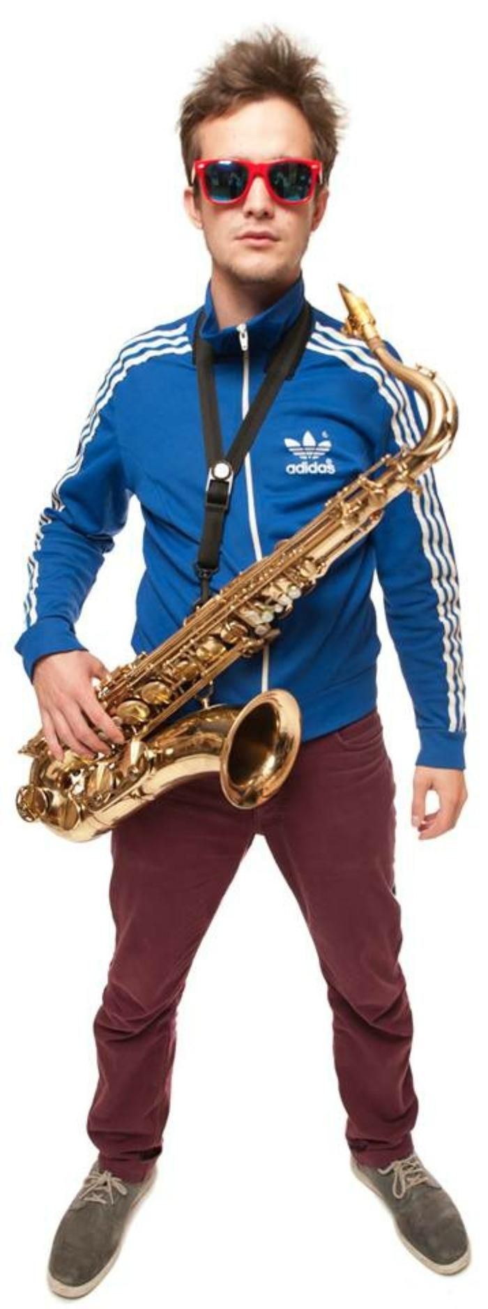 6. The joy of sax