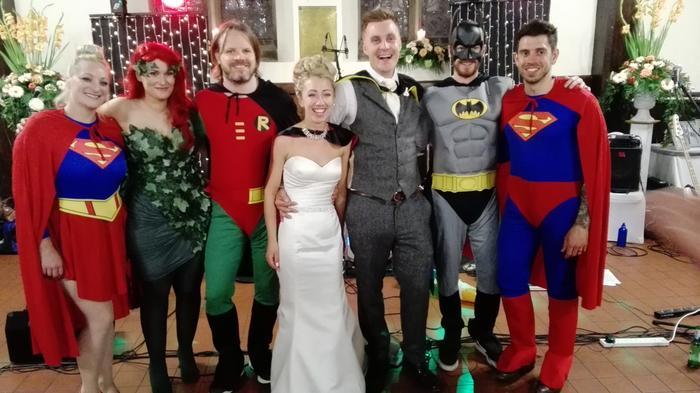 8. Super Wedding Day!