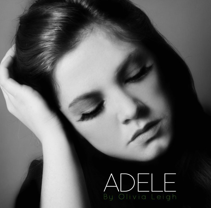 Adele Tribute - Someone Like You by Olivia Leigh : photo : Adele