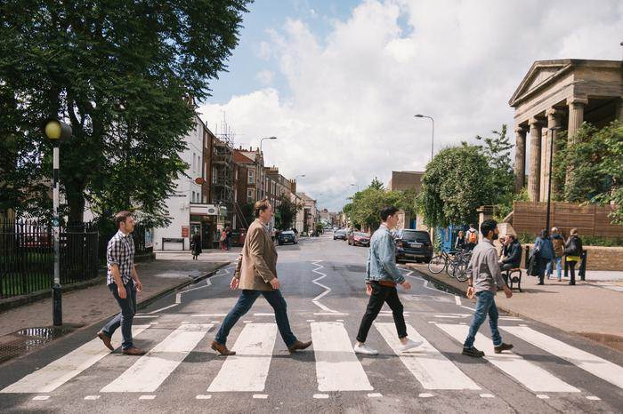 2. The Oxford Beatles (Abbey Road)