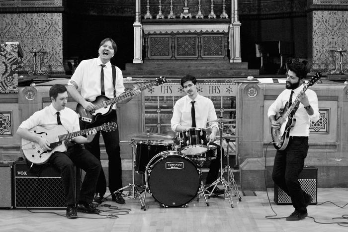 3. The Oxford Beatles at St Barnabas Church