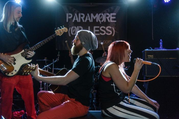 13. Paramore (Or Less)