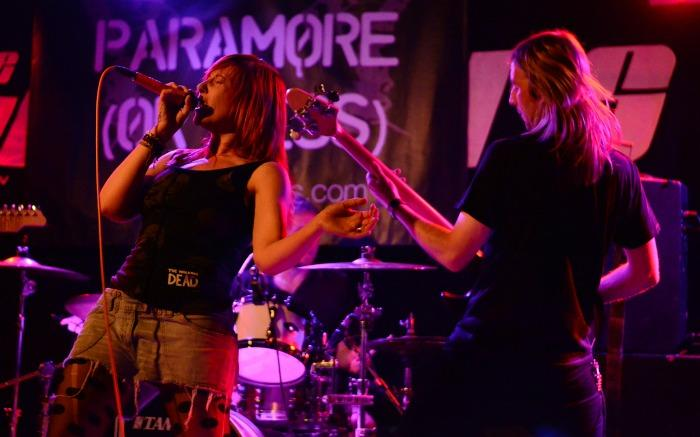 21. Paramore (or Less)