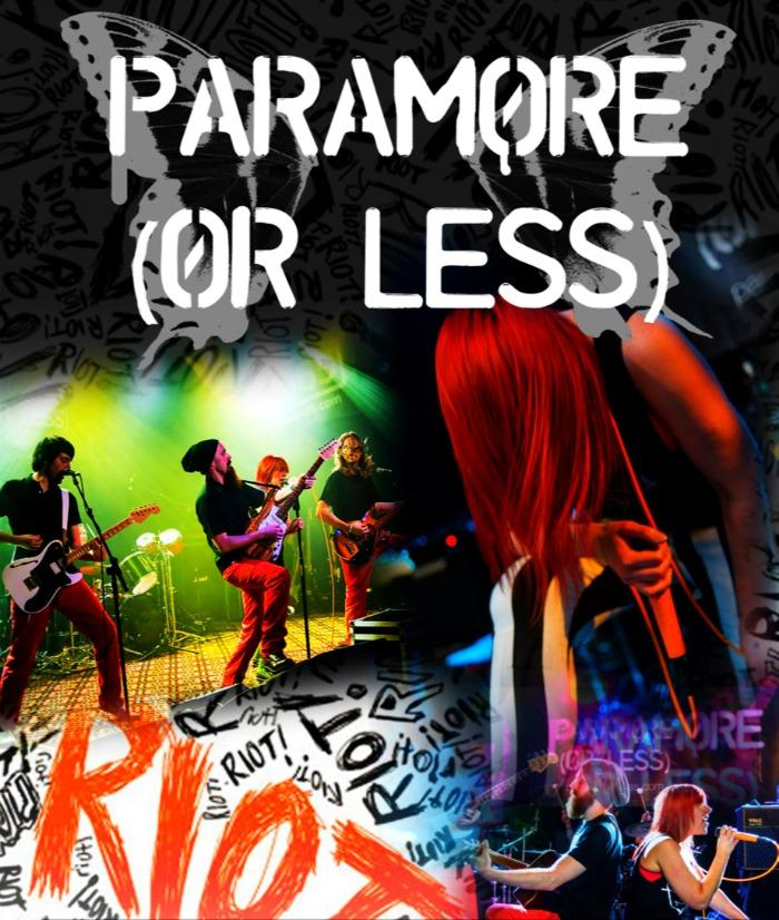 Paramore or Less : main Freak Music profile photo