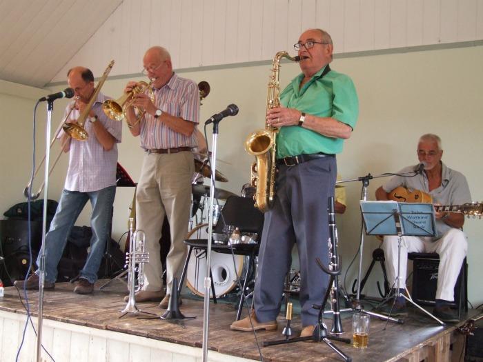 Perdido Street Jazz Band : main Freak Music profile photo
