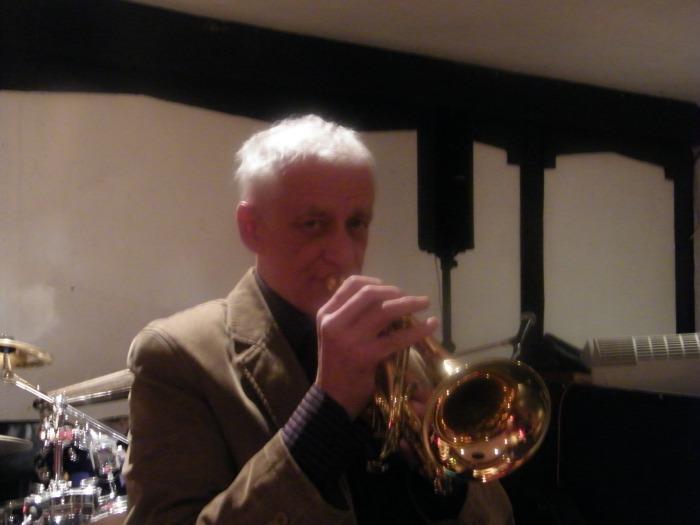 2. Tony - Trumpet