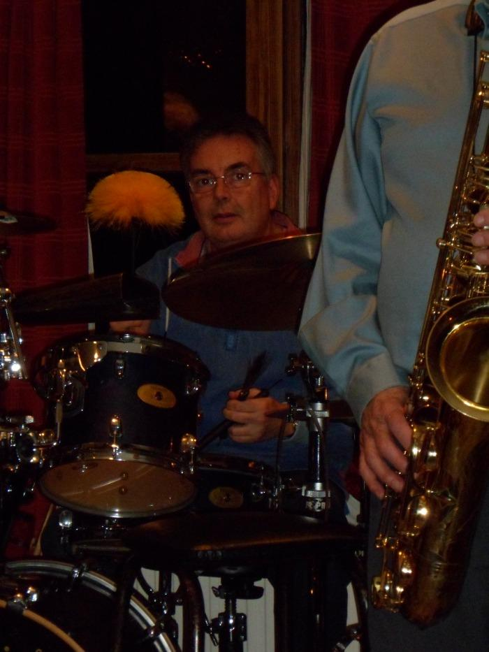 6. Martin - Drums