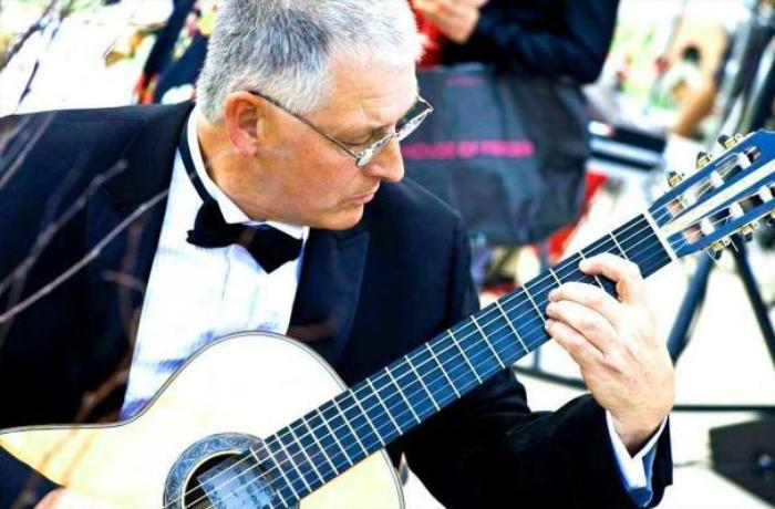 Peter Richardson : main Freak Music profile photo