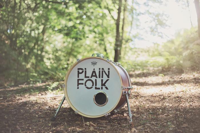 3. Plain Folk - Drum