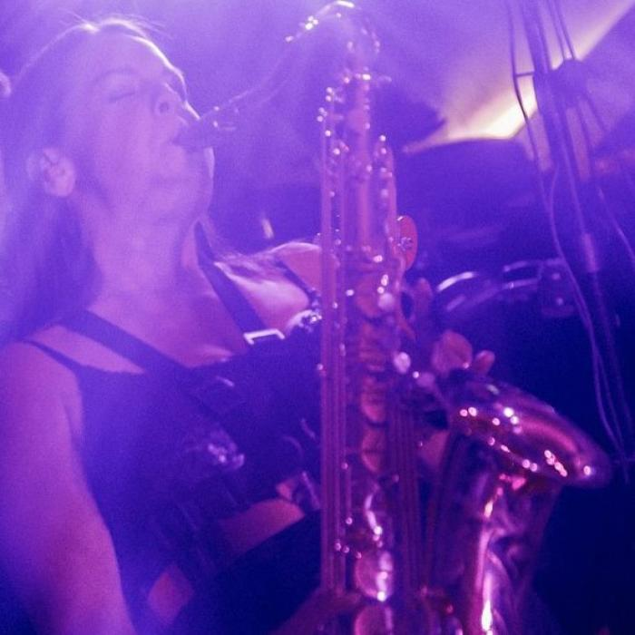 12. Playback - Superb live party band includes saxophone