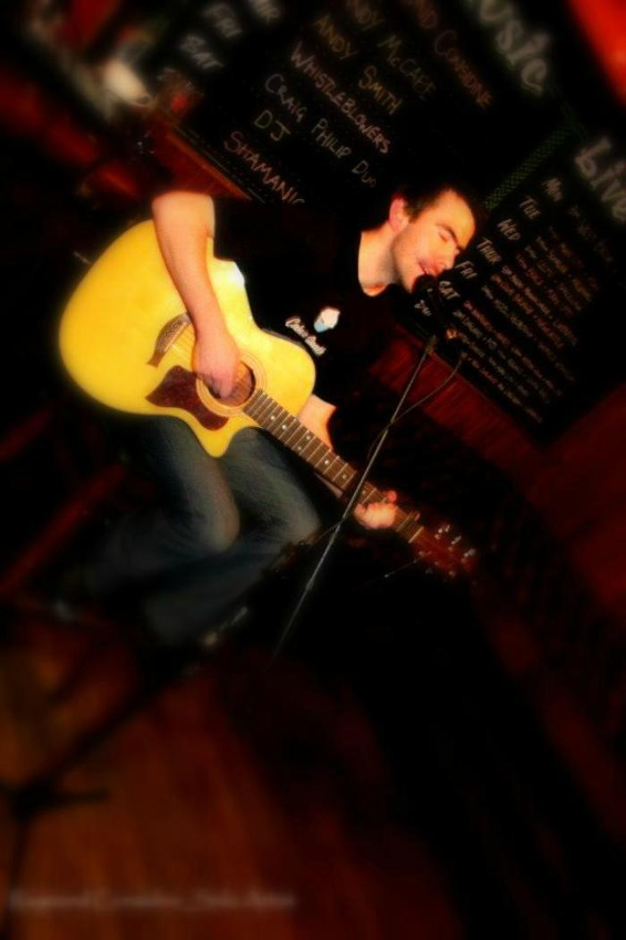 23. Gig in Edinburgh City Centre