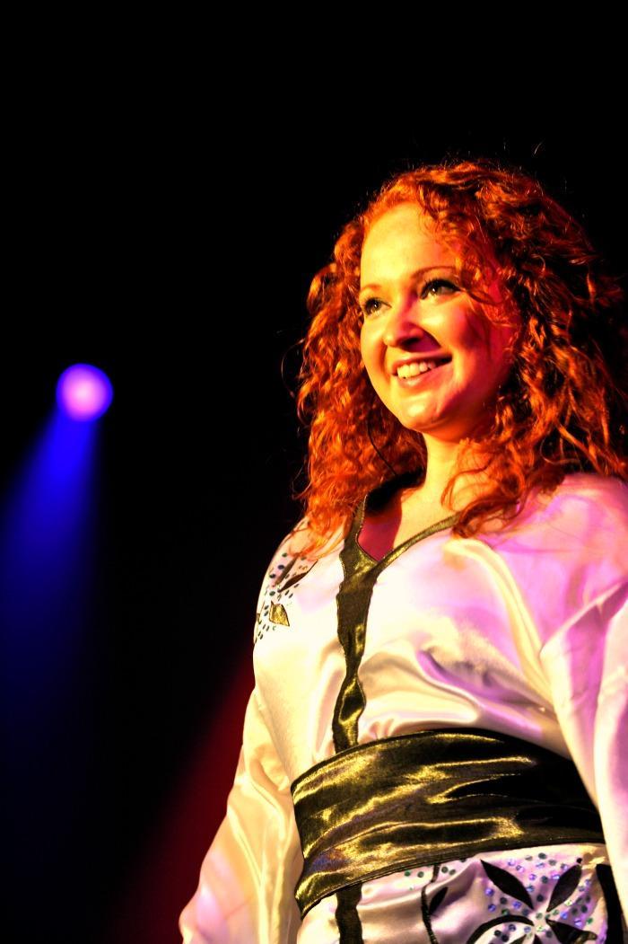 4. Cheryl ABBA