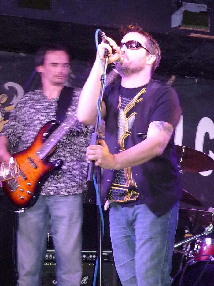 4. Mr Smithy on vocals