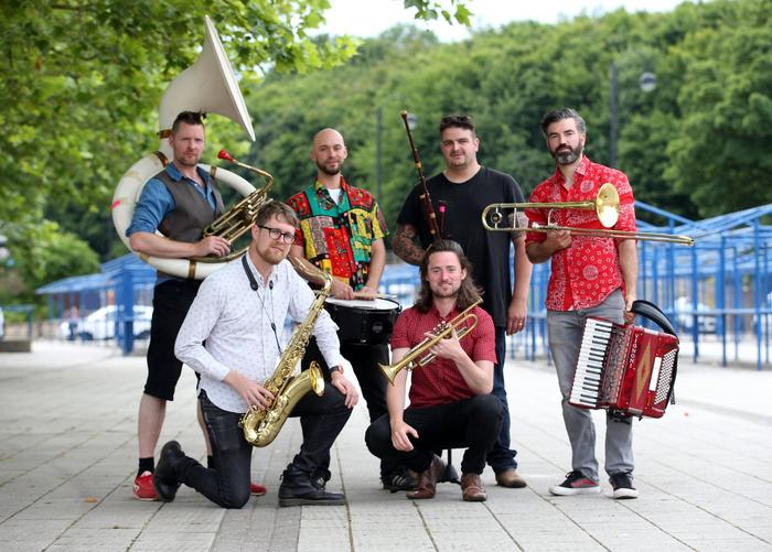 Reel Brass : main Freak Music profile photo