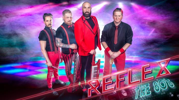 Reflex 80s : main Freak Music profile photo