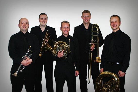 The Regal Brass Quintet : main Freak Music profile photo