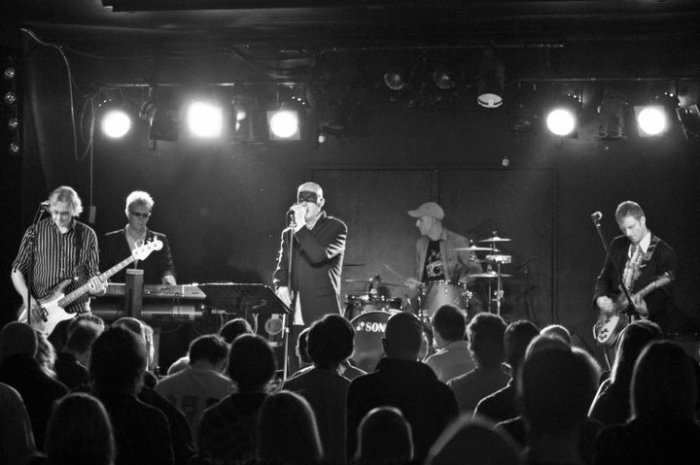 R.E.M. Tribute : photo : R.E.M. UK 2011