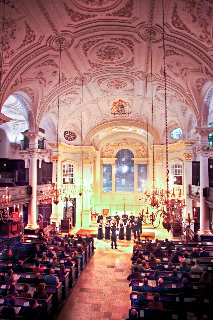 7. St . Martin in the Fields