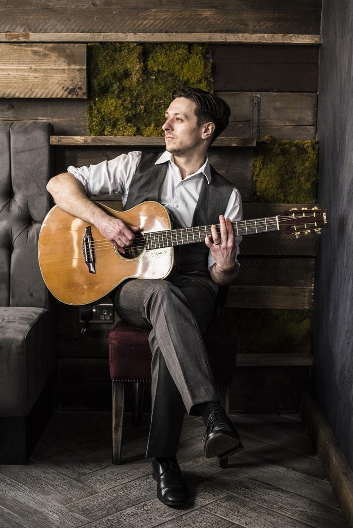 4. Rob Shaw Solo Instrumental Guitarist