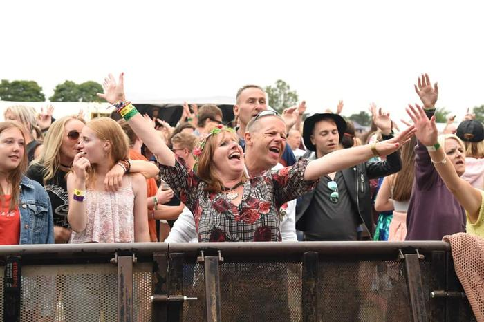 5. Crowd at Wicked Hathern Festival 2018