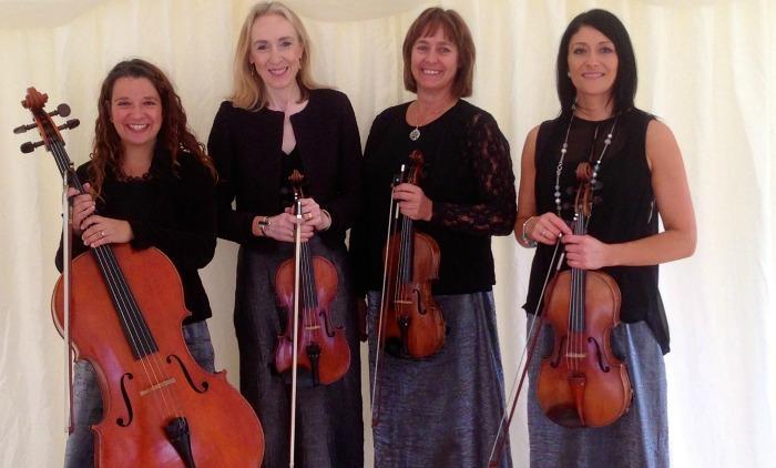 Rococo Quartet : main Freak Music profile photo