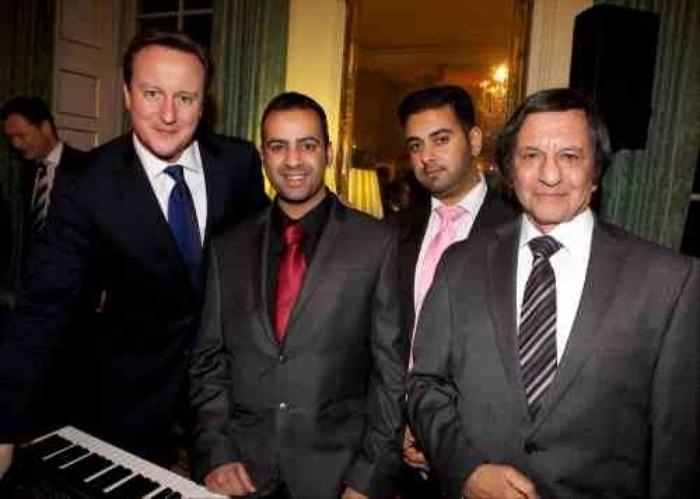 2. Performance at 10 Downing Street London