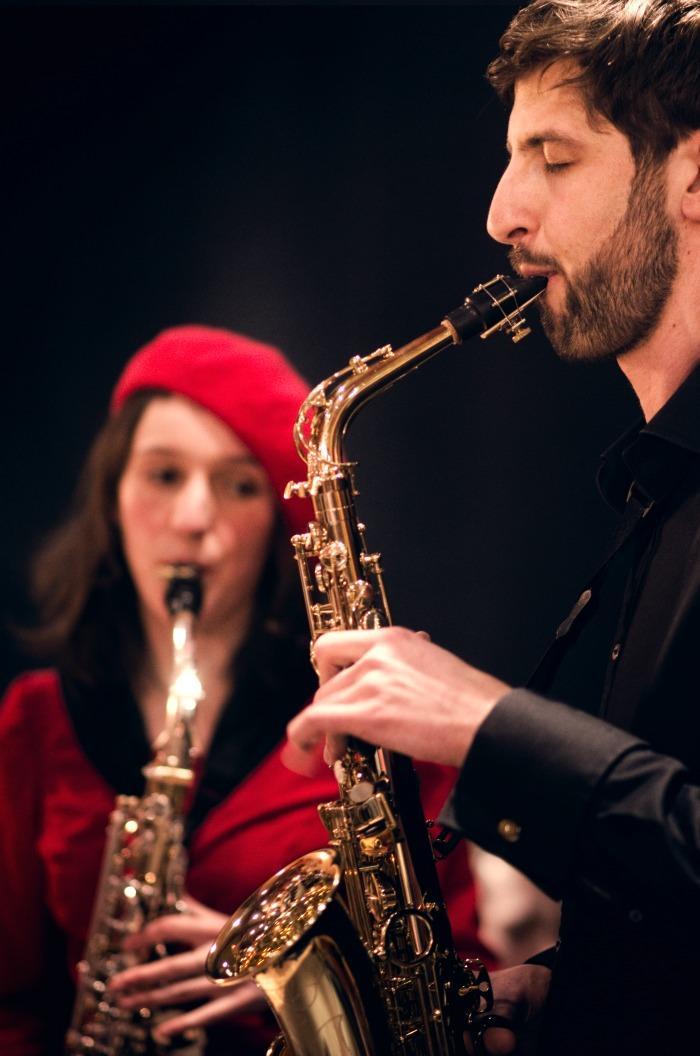 3. Saxofolk
