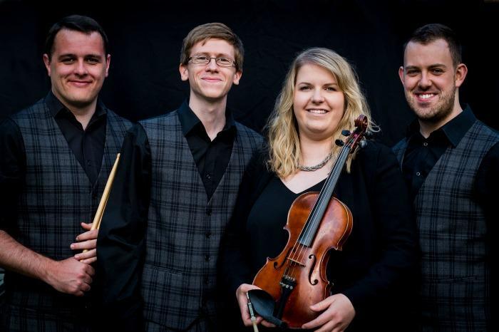 4. 4 Piece Band | Graeme, Stuart, Mhairi & Grant