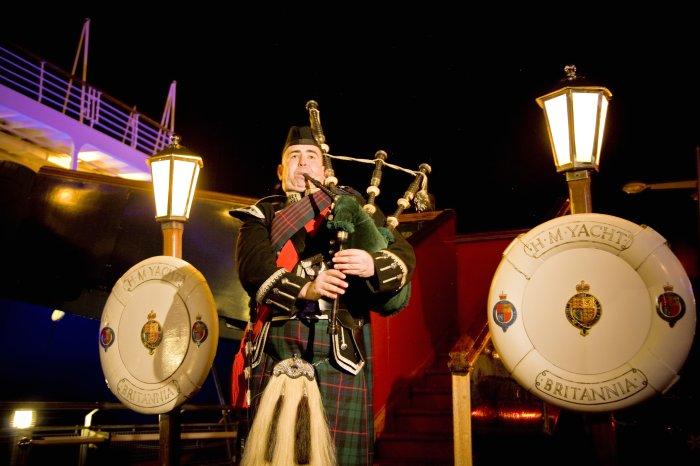 The Loch Lea Pipers : main Freak Music profile photo