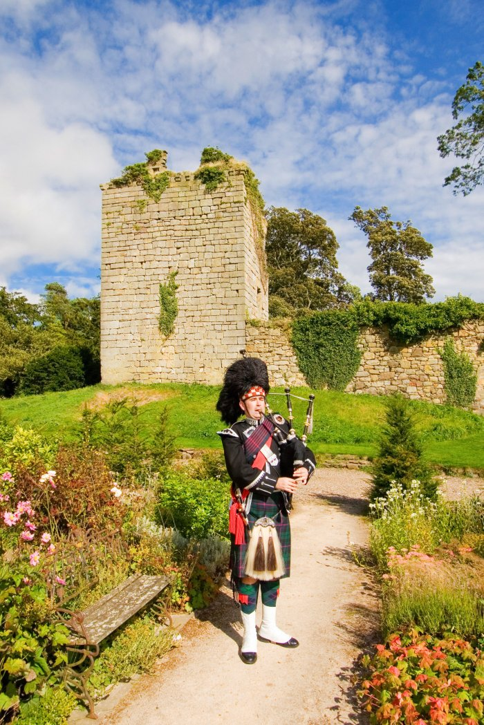 2. Arnot Tower Garden