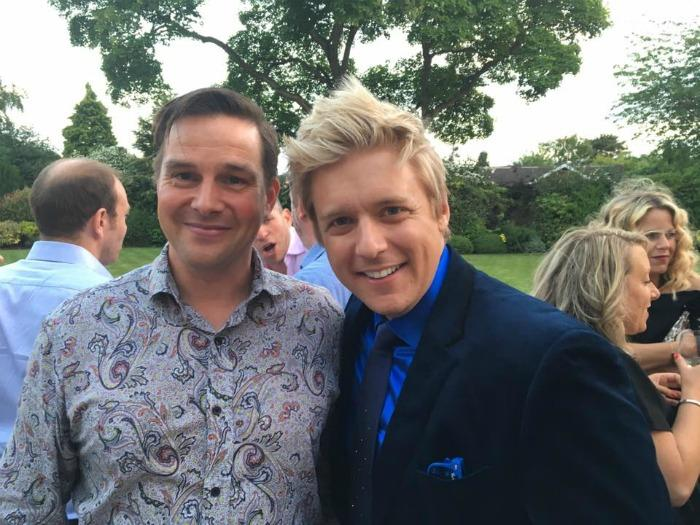 3. With Jonathan Ansell