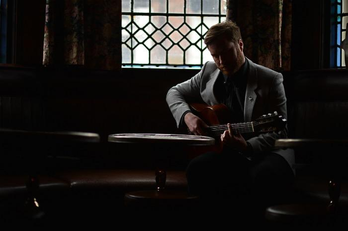 1. Scott Russell, Classical Guitarist