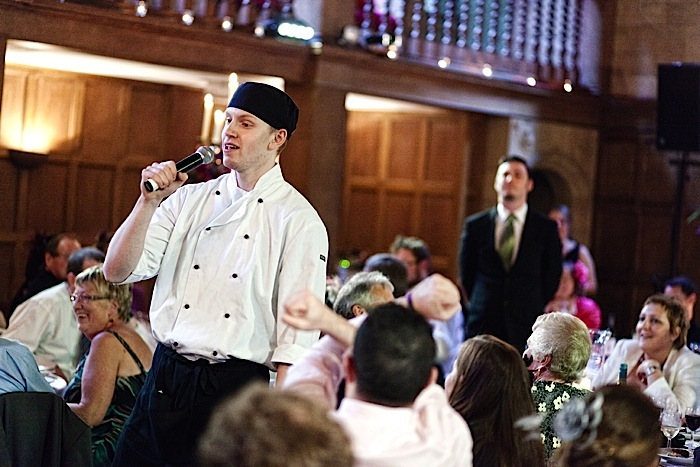 The SOS Secret Opera Singers (Singing Waiters) : photo : None