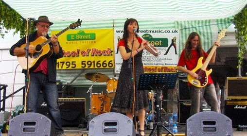 2. Selkie at The Hop Festival