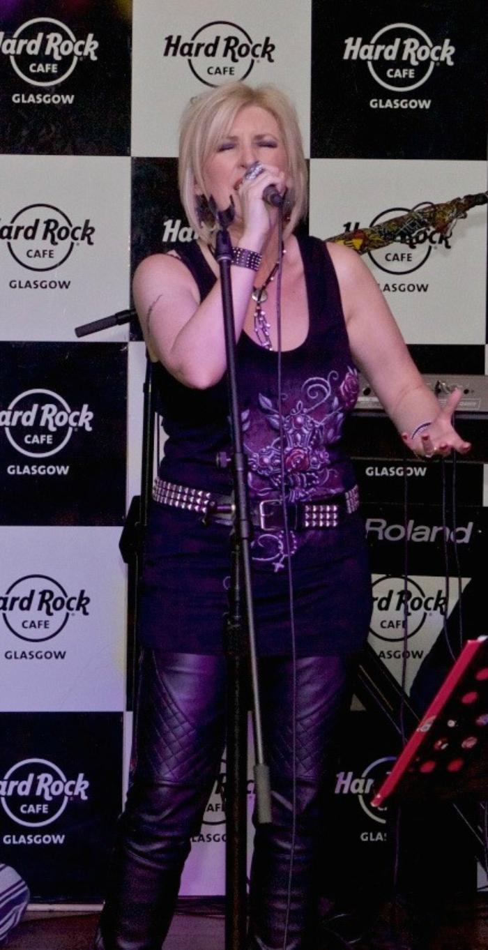 4. Shardlake Hard Rock Cafe, Glasgow, 2015