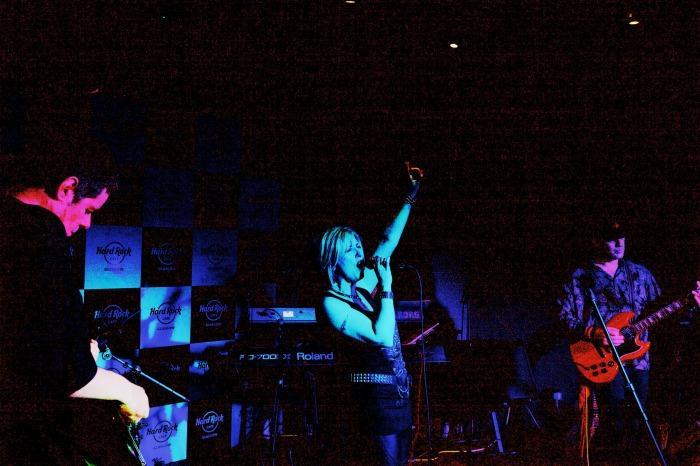 8. Shardlake Hard Rock Cafe, Glasgow, 2015