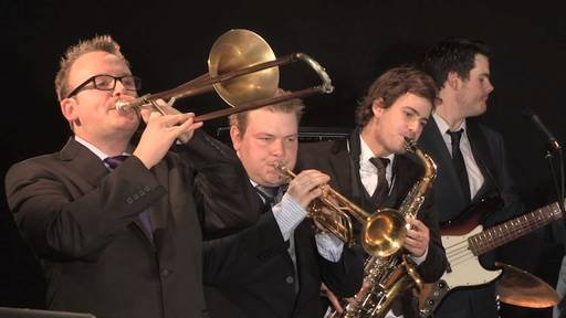 Signed Sealed Delivered : photo : Brass and Bass
