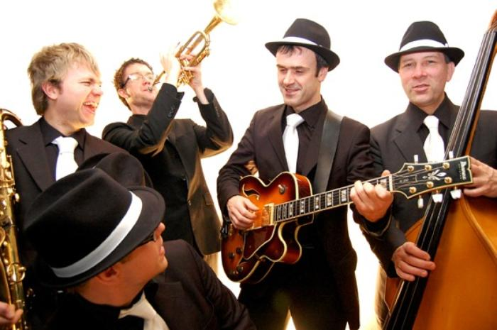 Silk Street Swing : main Freak Music profile photo